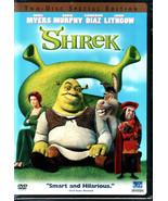 Shrek 2 disc DVD  - $3.95