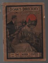 1912 Doan's Pills Vintage Medical Advertising, Quack Medicine Illustrated - $16.82