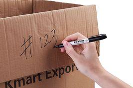 Permanent Fine Marker, Black, Keebor Brand image 5