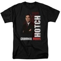 Criminal Minds t-shirt Aaron Hotchner (BAU) TV crime drama CBS990 image 1