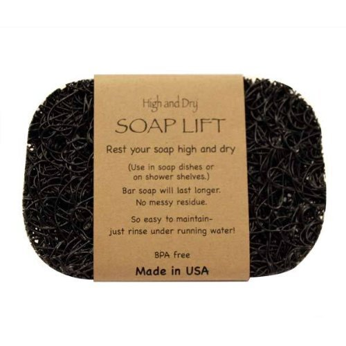 Primary image for Soap Lift Black Soap Dish
