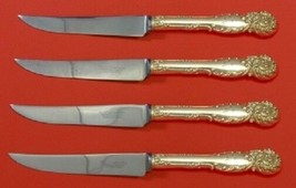 La Reine By Reed and Barton Sterling Silver Steak Knife Set 4pc HHWS Cus... - $609.00