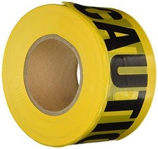 Comfitwear PT-100 Caution Barricade Tape Yellow 2-Pack - $25.07