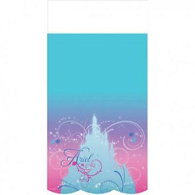 Primary image for Little Mermaid Sparkle Ariel Table Cover 1 Per Package Birthday Party Supplies