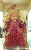 "LISSI BATZ Bätz PAIGE 21"" Doll Artist Signed 1993 May Vintage Made in Ge... - $83.22"