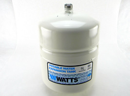 Watts 594885 DET-5-M1-HD 2.1 gal. Pre-Pressurized Steel Water Expansion ... - $5.87