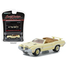 1972 Oldsmobile Cutlass 442 Bada Bing Convertible Yellow Previously Owne... - $11.78
