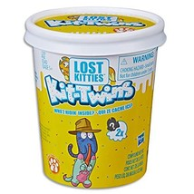 Hasbro Lost Kitties Kit-Twins Toy, 36 Pairs to Collect by Early 2019, Ag... - $6.19