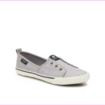 Sperry Top-Sider STS81961 Lounge Wharf Slip-On Sneaker Grey Size 12 - $42.20