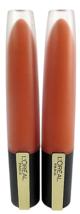 2 L'Oreal Paris Rouge Signature Lasting Matte Lip Stain 420 I Achieve - $9.16