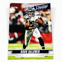 NFL DOUG BALDWIN SEATTLE SEAHAWKS 2019 PANINI PRESTIGE FOOTBALL #8 NMNT - $0.96