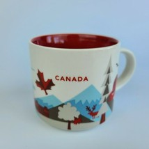 Starbucks Canada You Are Here Series YAH Collection Coffee Mug No Box - $22.76