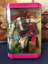 1996 Mattel Barbie Millicent Roberts Goin To The Game New In Packaging !! - $49.45