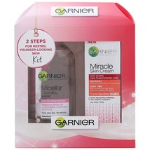 Garnier Miracle and Mi cellar Gift Set Mother Day Cleansing Lotion Skin ... - $11.14