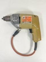 "Black & Decker 3/8"" Electric Drill- Model # 7104- Good Condition  - $17.81"
