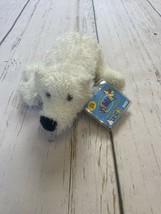Ganz Webkinz Lil' Kinz Polar Bear Plush Stuffed Animal Unused Code HS116 - $14.99