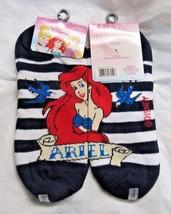 1 Pair Kid's Disney Princess Ariel Socks Size 9-11 - $6.99