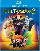 Hotel Transylvania 2 (Blu-Ray/DVD Combo/Ws 1.85/Ultraviolet)