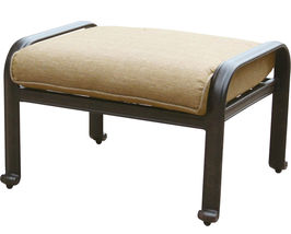 Elisabeth 5pc set patio chaise lounge chairs cast aluminum outdoor furniture image 4