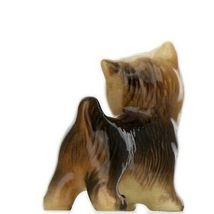 Hagen Renaker Dog Yorkshire Terrier Ceramic Figurine image 5