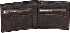 Timberland Men's Leather Billfold Logo Wallet w/Bottle Opener NP0511/01 image 7