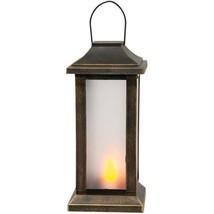 Black and Bronze Post Lantern - $43.18