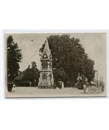 The Clock Tower Southampton Hampshire UK 1910s real photo rppc postcard - $7.92