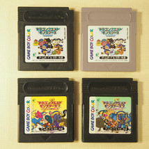 Dragon Quest Monsters 4 Game Lot: Cobi, Tara  (Nintendo Game Boy Color GBC) - $10.53