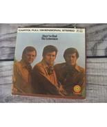 The Lettermen Hurt So Bad Reel To Reel 4 Track 3 3/4 ISP  - $8.91