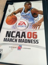 Sony PS2 NCAA 06 March Madness~COMPLETE image 2