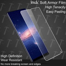 IMAK Explosion-proof Full Coverage Soft Armor Screen Protector Film for ... - $5.43