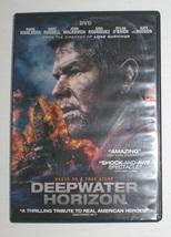 Deepwater Horizon with Kurt Russell & Mark Wahlberg - dvd - $2.22