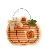 Pumpkin Wall Hanging  - $11.95