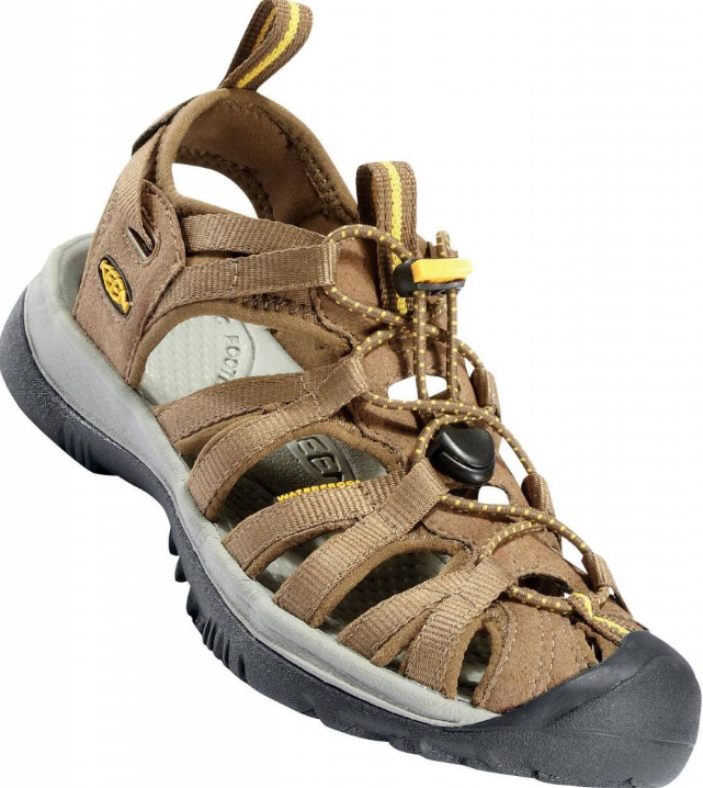 Keen Whisper Size US 9 M (B) EU 39.5 Women's Sport Sandals Shoes Coffee 1003713