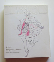 Barbie Doll Classique Hollywood Dreams Fashion Outfit NRFB 1992 Signed - $34.97