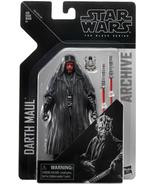 Star Wars Black Series Archive Collection Darth Maul 6 inch action figure - $25.49