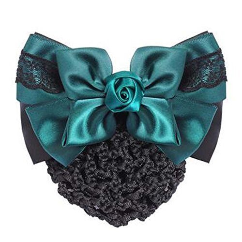 Professional Korean Style Nurse Airline Stewardess Cloth Hair Accessories