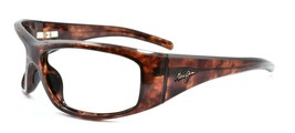 Maui Jim Men's Sunglasses Havana Brown Wraparound FRAME ONLY - $48.50