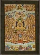 RARE BUDDHA SHAKYAMUNI AS SUPREME OF THE ORDER - $1,831.50