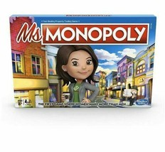Monopoly Ms.Monopoly Board Game - $24.19