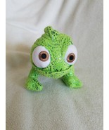 "Disney EXCLUSIVE Pascal Tangled 8.5"" rapunzel's Chameleon Stuffed Plush ... - $12.86"