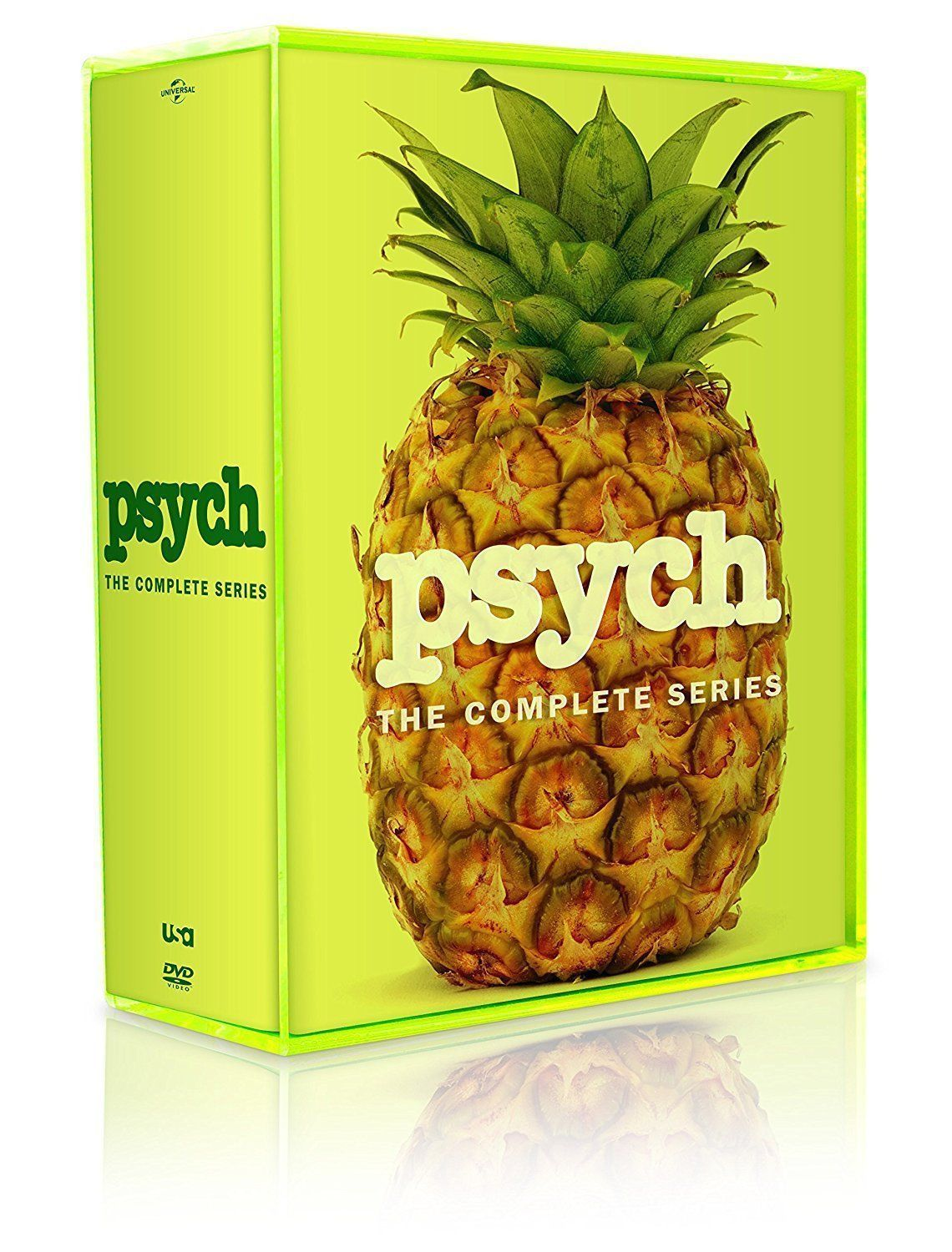 Psych:The Complete Series Seasons 1-8 DVD 31-Disc Box Set [New]