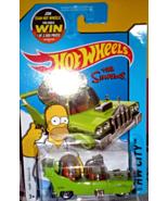 Hot Wheels The Simpson - $10.00