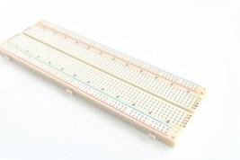 SHIPPING 1pcs Breadboard 830 Point PCB Board MB-102 MB102 Test Develop D... - $4.35