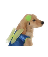 Green Fairy Wings for Dogs Halloween Costume  Size Medium-Large - $4.00