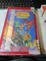 DC Mini-Comic - Justice League - Artificial Invasion - $5.99