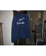 COWBOYS 1960 HOODED JACKET(S)EMBRIODED!SALE! - $14.99