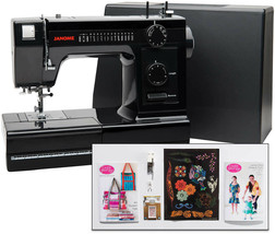 Janome HD1000 Black Edition Heavy Duty Commercial-Grade Sewing Machine  ... - $356.49
