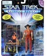 Star Trek Holodeck Series Deanna Troi As Durango - $6.85