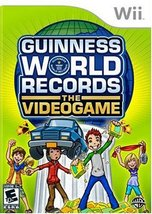Guinness World Records: The Videogame - Nintendo Wii [video game] - $9.45